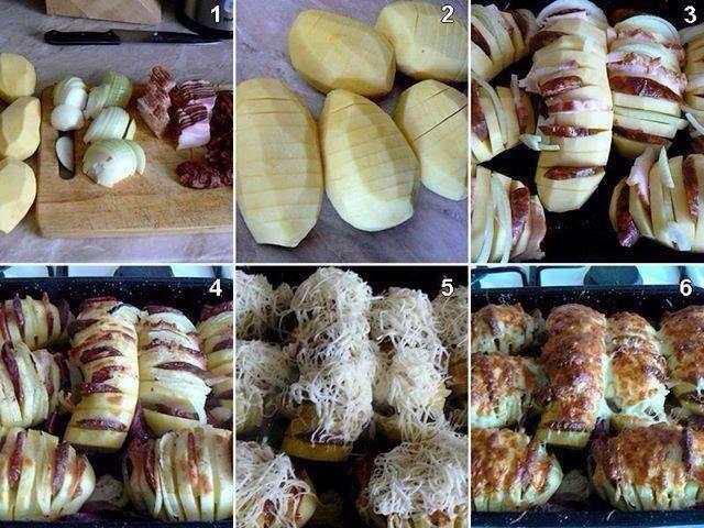 cucina patate